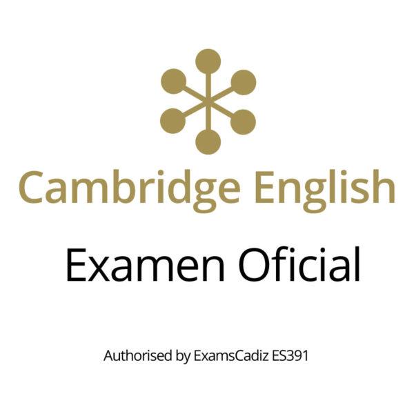 Examen oficial Cambridge English